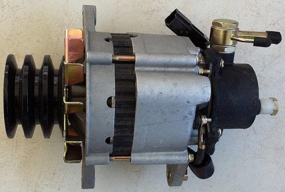 Isuzu nkr npr 4hf1 dinamo sarj alternator