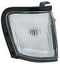 Isuzu KB TFR Pickup 96-99 Far Yani Sol (Corner Lamp LH)