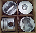 Isuzu 4HF1 Piston Sekman Std (Pistons with Rings Std Size)