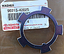 Washer Front Wheel