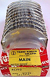 Mitsubishi Lancer 4G92 Ana Yatak Std (Main Bearings)