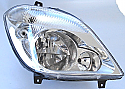 Mercedes Sprinter 2006-2012 Far On Sag (Head Lamp Right)