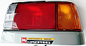 Toyota Tercel Corsa 91-94 Far Arka Sag Kullanilmis (Tail Lamp Right USED)