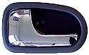 Mazda 323 Familia Ic Acma Eli Sol On Gri  (Handel Left Front Grey)