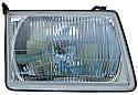 Ford Escord MK3 81-90 Far On Sol (Head Lamp Left)
