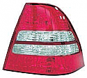 Toyota Corolla Sedan 02-04 Far Arka Yesilli Sol (Tail Lamp Light Green Left)