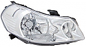 Suzuki Swift SX4 Fiat Sedici Far On Sag (Head Lamp RH)