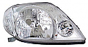 Toyota Corolla ALEX RUNX, Sedan 00-04 Far On Sag (Head Lamp RH)
