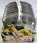 Nissan Sunny Pulsar CD20 Kol Yatak 0.25 (Con Rod Bearings)