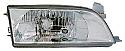 Toyota Corolla 100 92-98 Far On Sol Kristal (Head Lamp LH)