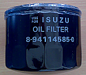 Isuzu Filtre Yag 4BE1 By-Pas (Filter Oil By-Pas)