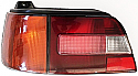 Toyota Starlet EP/NP80 Far Arka Sol (Tail Lamp Left)