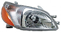 Toyota Platz 2001-2004 Far On Sol (Head Lamp LH)