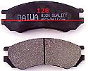 Nissan Primera Serena Balata 128mm Fren Stop On (Brake Pads FR)