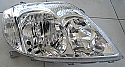 Toyota Corolla Allex Runx Sedan 2000-2004 Far On Sag (Headlamp Right)