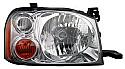 Nissan Navara D22 23 Far On Sag (Head Lamp RH)