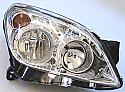 Opel Vauxhal Astra H 2007-2008 Far On Sol (Head Lamp Left)