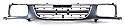 Isuzu KB TFR Pickup 96-00 Pancur Mat Siyah (Grille Black)