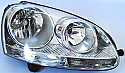 VW Golf 5 2004-2008 On Far Sag (Head Lamp Right)