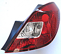 Opel Vauxhal Corsa D 2007-2010 Far Arka Sag (Tail Lamp Rear Right)