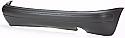 NISSAN Micra March K11 90-98 Tampon Arka (Bumper RR)