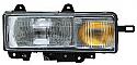 Isuzu Elf NHR NKR 91-92 Far On Sol (Head Lamp LH)