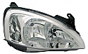 Opel Corsa C 00-06 Far On Sol (Head Lamp Left)