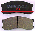 Mitsubishi Canter Balata 133mm Fren Stop On (Brake Pads FR)