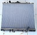 Mitsubishi Strada Animal L200 K74 Radyator (Radiator AT MT)