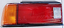 Honda Civic 88-90 Far Arka Sol (Tail Lamp Left)