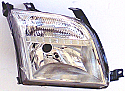 Ford Fusion 2003-2006 Far On Sol (Head Lamp Left)