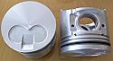 Ford Ranger Mazda Piston Sekman Takim 93mm STD (Piston Ring Set) Alfin