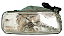 Daihatsu Aplause 88-93 Far On Sag (Head Lamp Right)