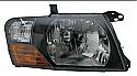 Mitsubishi Pajero 01-07 Far On Sag (Head Lamp RH)