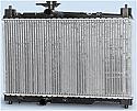 Toyota Vitz 1000cc 99-05 Radyator ( Radiator AT MT)